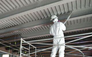 ПРЕТЕНЗИЯ  по задолженности на работы по огнезащитной обработке металлических несущих конструкций