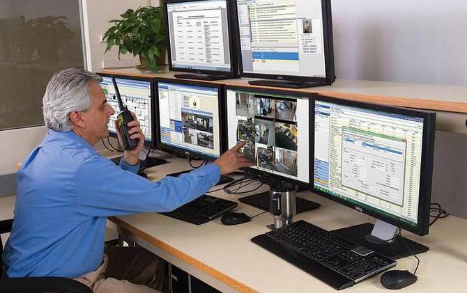 Информационно-аналитическое обеспечение предупредительной деятельности на охраняемом объекте